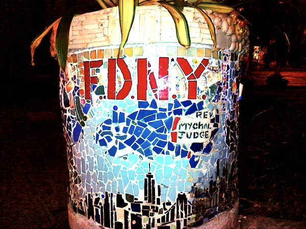 FDNY 9/11 - Tiles for America