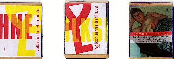 4-6: Volksbühne, Berlin