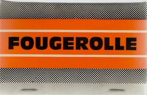 Fougerolle: Werbemittel recte